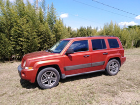 Jeep Patriot Base Std 5vl 4 Cil