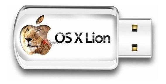 Lion 10.7.5 Restauração De Macs ( Frete Barato)