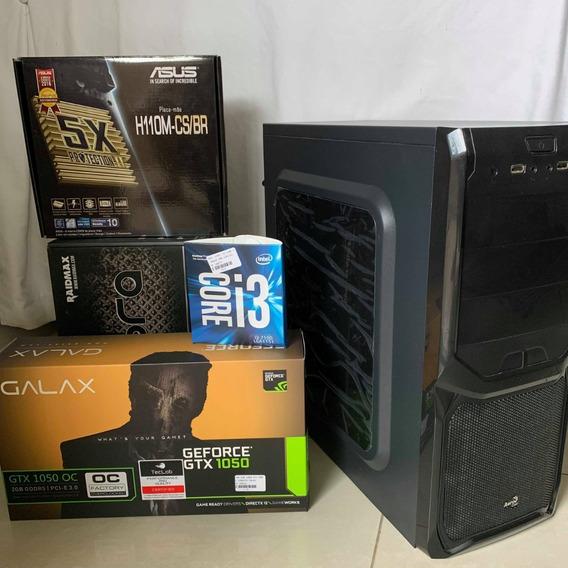 Computador Gamer Intel Core I3-7100 3.90ghz, 8gb Ram, Hd 1tb