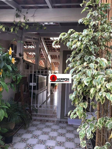 Casa Com 4 Dormitórios À Venda, 373 M² Por R$ 1.280.000,00 - Ponte Grande - Guarulhos/sp - Ca0343