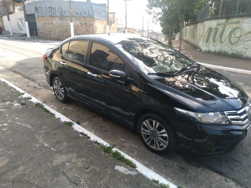 Imagem 1 de 7 de Honda City 2014 1.5 Ex Flex Aut. 4p