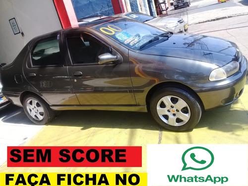 Fiat Siena Baixa Entrada Sem Score