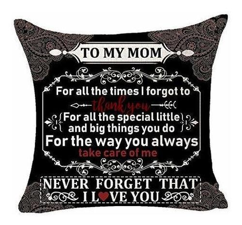 Gran Regalo De Cumpleaños Mamá A Mi Madre Nunca Olvid...