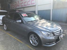 Mercedes-benz C180 - 2012