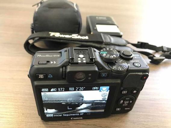 Máquina Canon G15