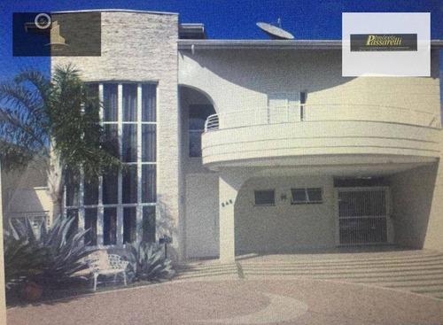 Casa Com 4 Dormitórios À Venda, 402 M² Por R$ 1.980.000,00 - Condomínio Terras De Vinhedo - Vinhedo/sp - Ca2567