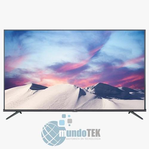Imagen 1 de 4 de Tv Tcl 55 4k Android 2021 Control Voz L55p615 Soporte Gratis
