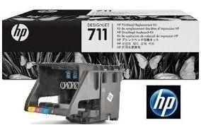 Cabeça De Impressão Plotter T120 Original Com Defeito.