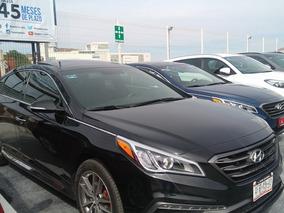 Hyundai Sonata 2.0 Sport T At Color Negro