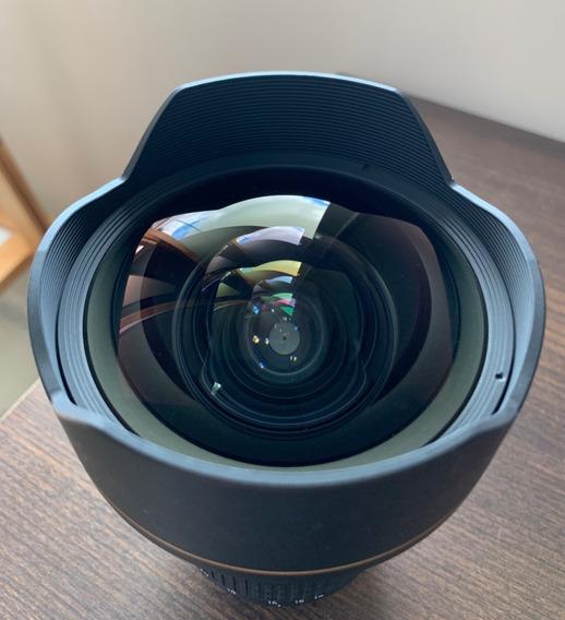 Lente Nikon Af-s 14-24mm F/2.8g