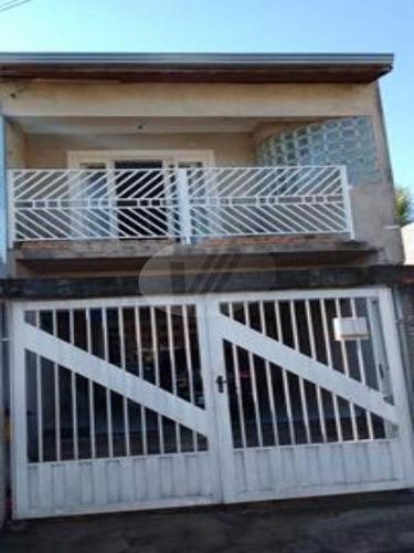 Casa À Venda Em Jardim Bom Retiro - Ca205668