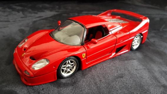Miniatura Importada Em Metal Ferrari F-50 - Escala 1/24