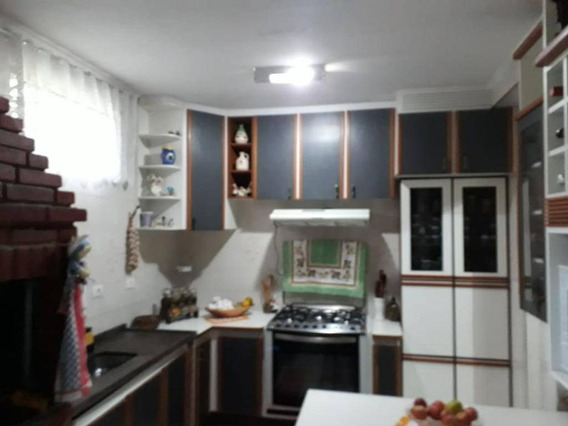 Sobrado Com 3 Dormitórios À Venda, 128 M² Por R$ 480.000,00 - Santa Terezinha - São Bernardo Do Campo/sp - So0187