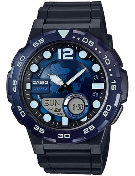 Relógio Casio - Aeq-100w-2avdf