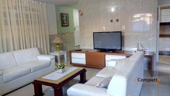 Casa Com 3 Dormitórios À Venda, 184 M² Por R$ 700.000,00 - Curicica - Rio De Janeiro/rj - Ca0145
