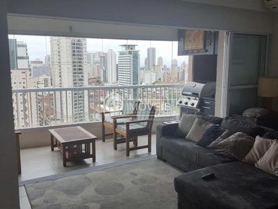 Apartamento Com 3 Dorms, Encruzilhada, Santos - R$ 600 Mil, Cod: 2845 - V2845