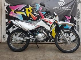 Moto Jianshe 125 0km 2018 Stock Ya Blanca Promo Hasta 10/1