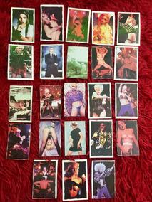 Cards Madonna- Ilustrados. 1994