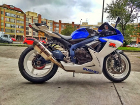 Suzuki Gsxr 600 2012 16 Mil Ml Full Carbono