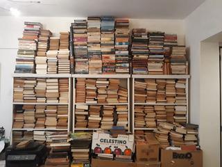 Lote De Libros, Ex Librería Bel (7500 Aproximados)