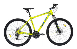 Bicicleta Mountain Bike Slp 25 R29 21v Shimano F.disc Susp.