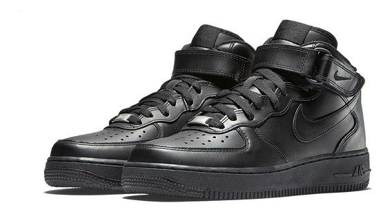 Liquidando!!! Tênis Nike Wmns Air Force 1 07 Mid #35br / 6us