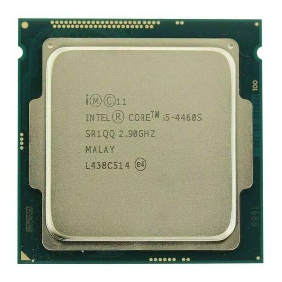 Processador Intel Core I5 4460s Socket 1150 2,9 Gh Up 3,4ghz