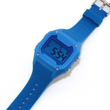 Relógio Freestyle Killer Shark Tide Azul Com Maré Importado