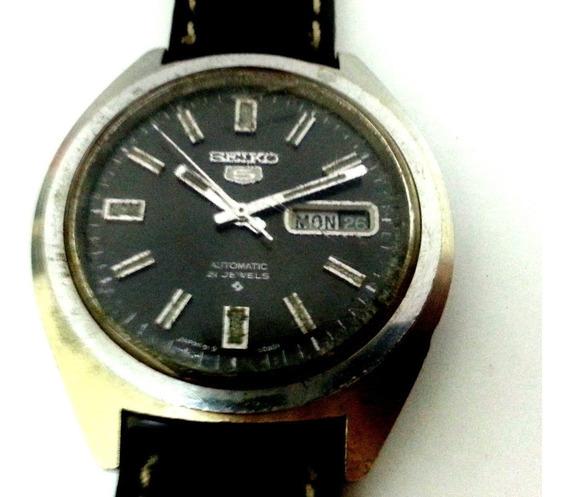 Relógio Seiko (5) 6119 - 8640 Automático