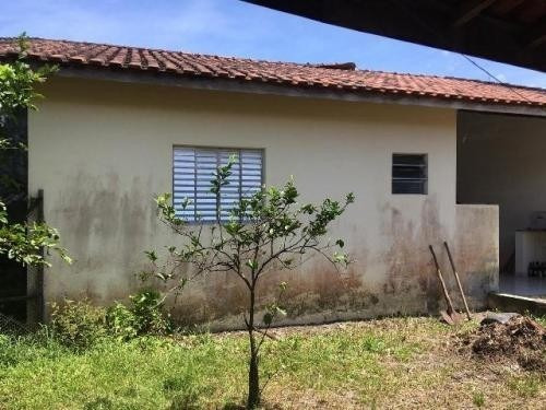 Casa Lado Praia Com Edícula No Palmeiras - Itanhaém 6390 Npc