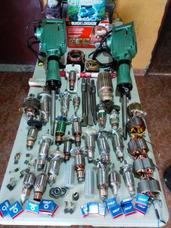 Inducidos Hitachi, Dewal, Ryobi, Ridgid, Bosch Reparación.