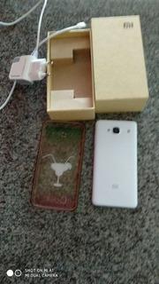 Smartphone Xaomi Redmi 2+película+capinha+carregador Rápido