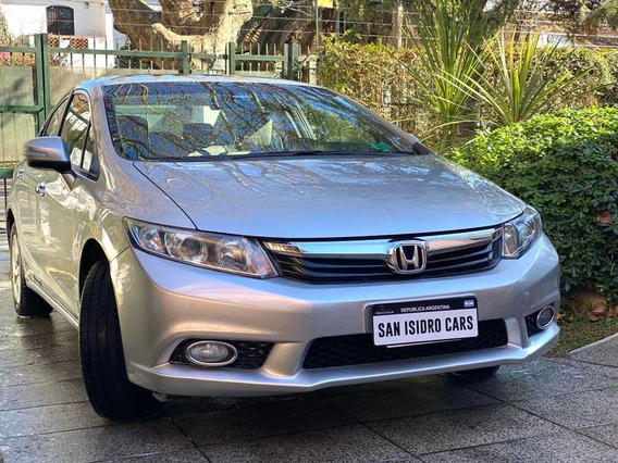 Honda Civic 1.8 Exs Mt 140cv 2014