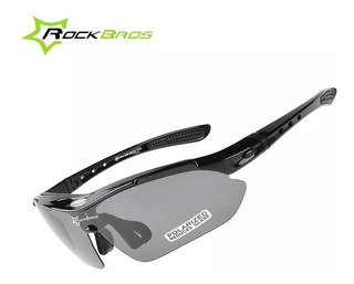Oculos De Sol 5 Lentes Com Suporte Para Lente De Grau