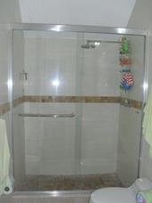 Puerta De Baño En Vidrio Templado Aragua