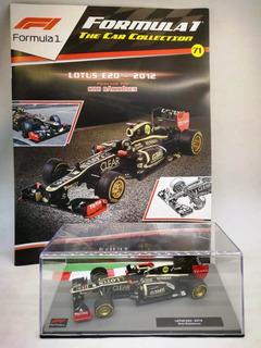 Formula 1 Salvat - Nº 71 Lotus E20 - 2012 Räikkönen