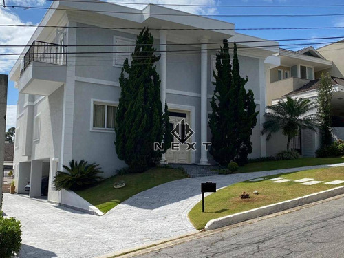 Casa Com 6 Suítes À Venda, 890 M² No Alphaville Residencial 8 - Santana De Parnaíba/sp - Ca0718