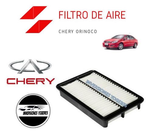 Filtro De Aire Chery Orinoco