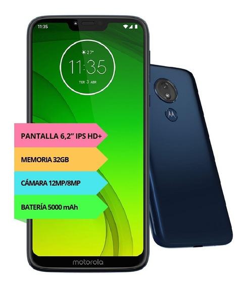 Celular Motorola Moto G7 Power Bat 5000mah 2019 Gtia Oficial
