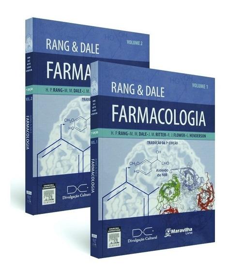 Farmacologia Rang & Dale 7ª Ed. Volumes 01 E 02