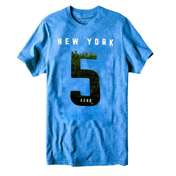 Camisa Camiseta Hollister Aeropostale Original Eua