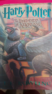 Harry Potter And The Prisoner Of Azkaban, By J.k. Rowling