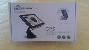 Vendo Gps - Powerpack - Visor 7 Polegadas