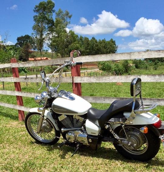 Honda Shadow 750 2012 Impecável.