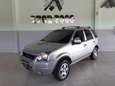Ford Ecosport 1.6 Xlt 5p 2005 Completo Com Couro