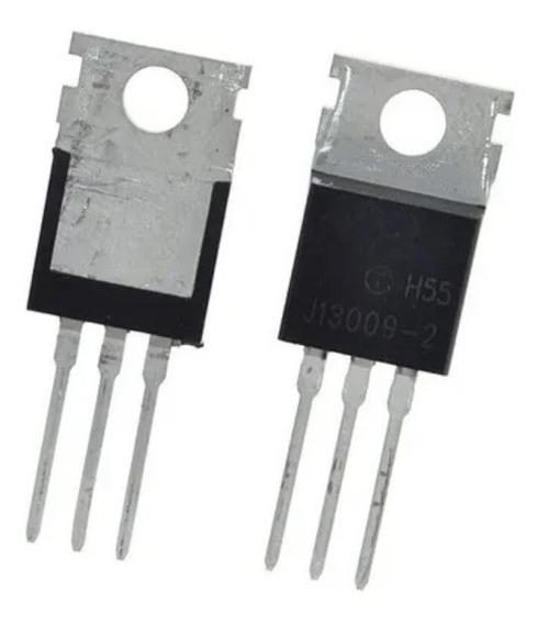 Mje13009 13009 E13009-2 F13009 Transistor P Fontes 4 Peças