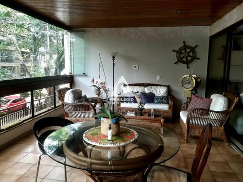 Apartamento À Venda, 3 Quartos, 3 Suítes, Barra Da Tijuca - Rio De Janeiro/rj - 30206