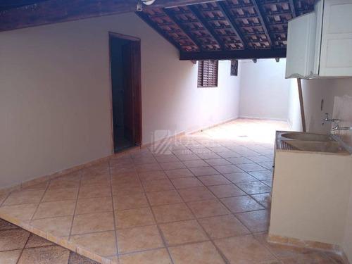 Casa Com 3 Dormitórios À Venda, 209 M² Por R$ 370.000,00 - Jardim Caparroz - São José Do Rio Preto/sp - Ca2567