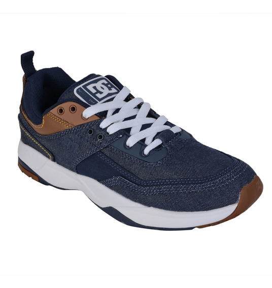 Dc Tênis Dc Shoes Tribeka Tx Marinho / 38