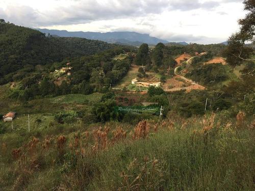 Imagem 1 de 14 de Área À Venda, 2150 M² Por R$ 195.000,00 - Santo Antônio Do Pinhal - Santo Antônio Do Pinhal/sp - Ar0013